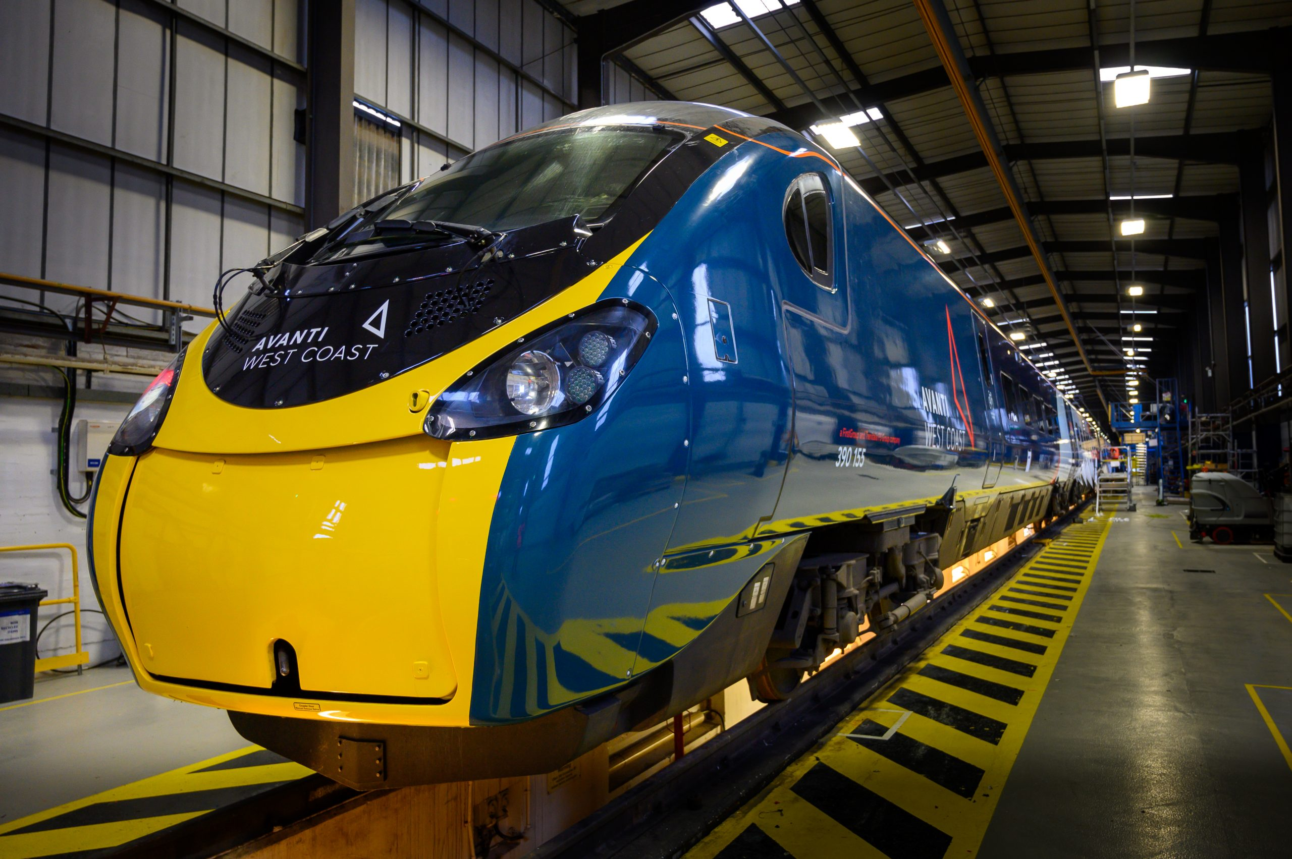 Our industry partners Avanti West Coast and Network Rail